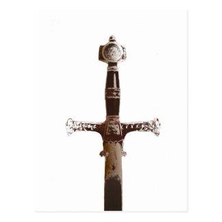 Sword of David Postcard