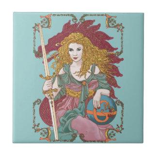 Sword of Gaia's Globe Tile