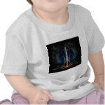 Sword OF Light Fractal Art T Shirt