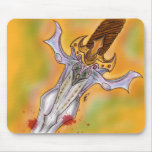 Sword of Nobility Mouse Pad