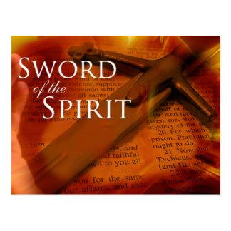 Sword of the Spirit Postcard
