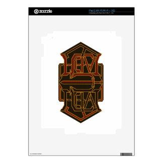 Sword & Shield HMU Skins For The iPad 2