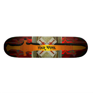 Sword Skateboard