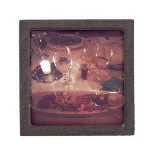 Swordfish Dinner Jewelry Box