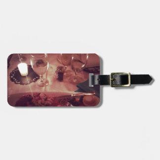 Swordfish Dinner Luggage Tag