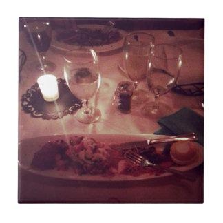 Swordfish Dinner Tile