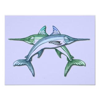 Swordfish Invitation