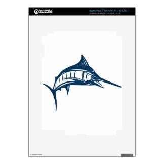 Swordfish iPad 3 Skin