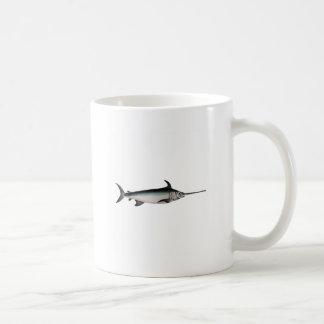 Swordfish Logo Coffee Mug