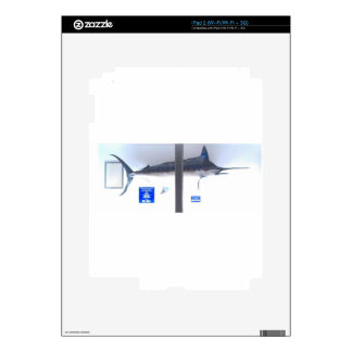 swordfish obx iPad 2 decal