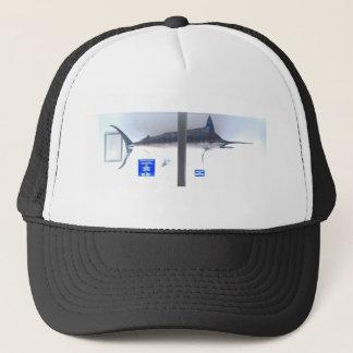 swordfish obx trucker hat