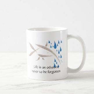 Swordfish Odyssey Mug