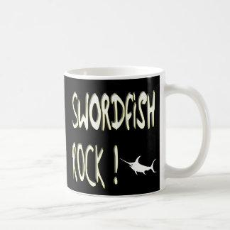 Swordfish Rock! Mug