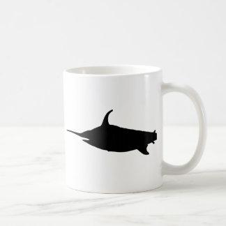 Swordfish Silhouette Mug