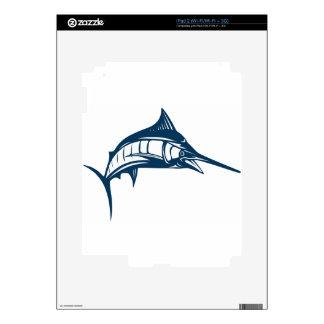 Swordfish Skin For iPad 2
