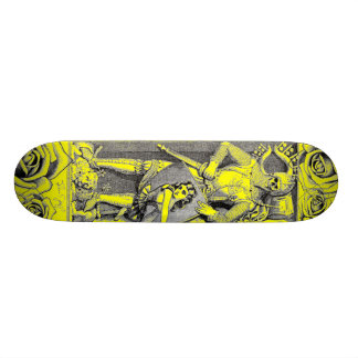 Swordplay Skateboard
