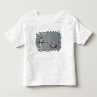 Swords: cup-hilted rapier of chiselled steel toddler t-shirt