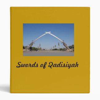 Swords_of_qadisiyah,  Swords of Qadisiyah Vinyl Binders