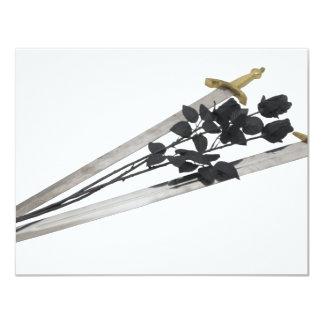 SwordsBlackRoses061209 Card