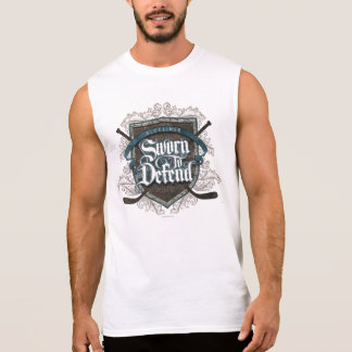 Sworn To Defend (Hockey Defenseman) Sleeveless Shirt