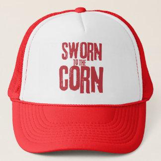 swornTocornRed Trucker Hat