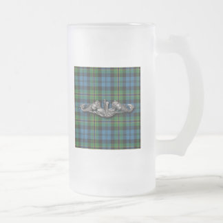 SWS Polaris Frosted Glass Beer Mug