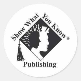 SWYK Publishing Stickers