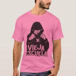 sXe de la escuela vieja, camiseta española