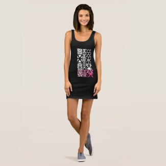 Sxisma Fashion American Apparel T-Shirt Dress