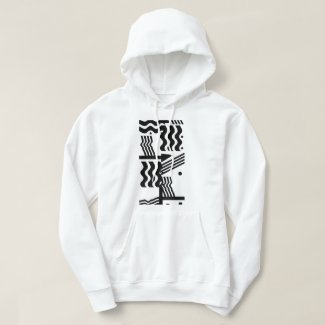 Sxisma Fashion Basic Hooded Sweatshirt