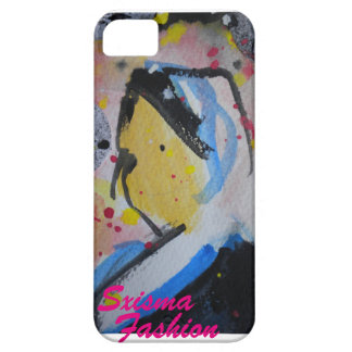Sxisma Fashion Designer iPhone 5/5S, Barely There iPhone SE/5/5s Case