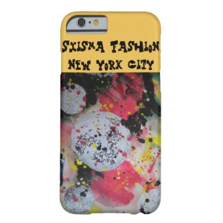 Sxisma Fashion iPhone case-1 Barely There iPhone 6 Case