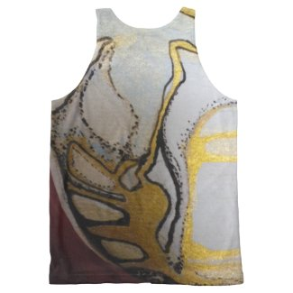 Sxisma Golden Eye Tank Top