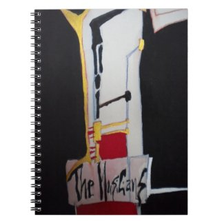 Sxisma-The Musicians Notebook-2 Notebook