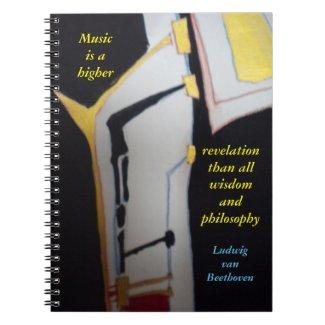 Sxisma-The Musicians Notebook-3 Notebook