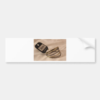 SY Accessories braclet,.,., Bumper Sticker