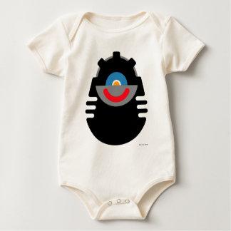Sy-Clops Clupkitz on a Kid Baby Bodysuit