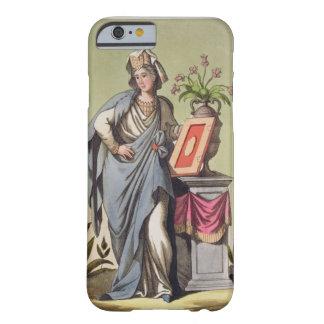 """Sybil de Cumae, no. 16 de """"Roma antigua"""", engrav Funda De iPhone 6 Barely There"""