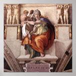 Sybil de Delphi Poster
