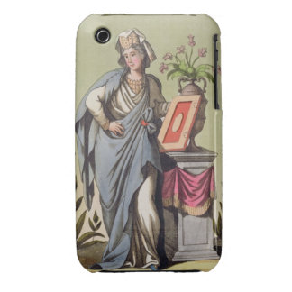 Sybil of Cumae, No. 16 from 'Antique Rome', engrav iPhone 3 Covers