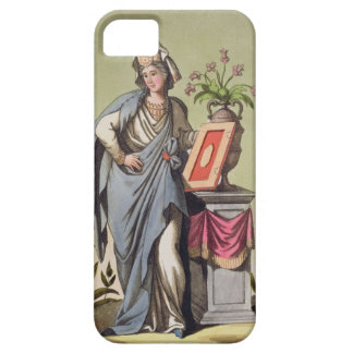 Sybil of Cumae, No. 16 from 'Antique Rome', engrav iPhone 5 Cover