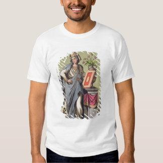 Sybil of Cumae, No. 16 from 'Antique Rome', engrav T-Shirt