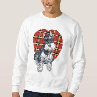 Sybil the Schnauzer Sweatshirt