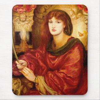 Sybilla Palmifella (The Soul's Beauty) Mouse Pad
