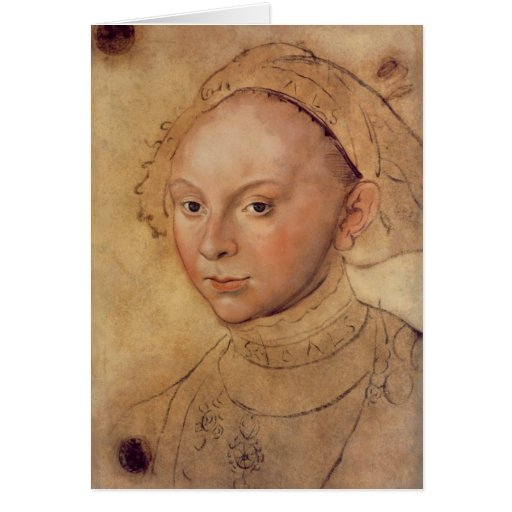 Sybille of Cleves Greeting Cards