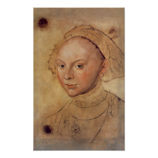 Sybille of Cleves Poster