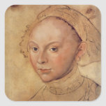 Sybille of Cleves Square Sticker