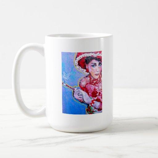 "Sybil's ""Church Lady""Mug.."