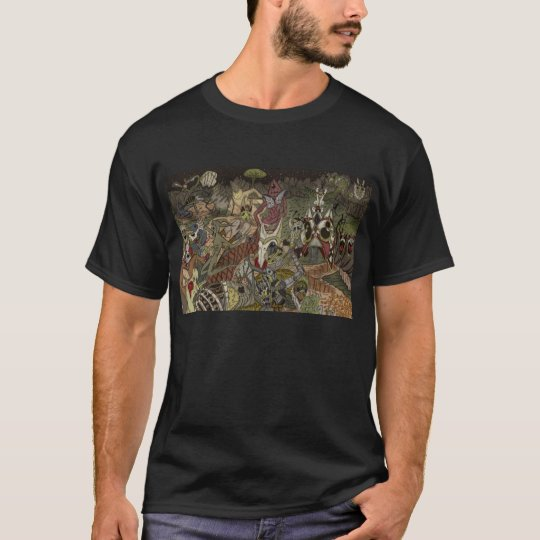 Sybling Rivalry T-Shirt