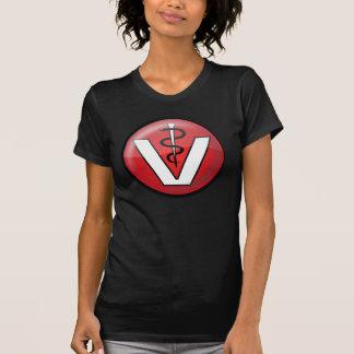 Sybmol veterinario camisetas